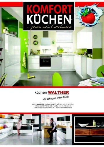 inklusive - Küchen Walther