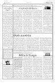 Deák téri mementók A féltõ szeretet kilencvenöt ... - Evangélikus Élet - Page 2