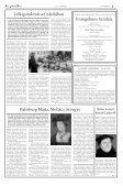 Deák téri mementók A féltõ szeretet kilencvenöt ... - Evangélikus Élet - Page 5