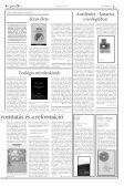 Deák téri mementók A féltõ szeretet kilencvenöt ... - Evangélikus Élet - Page 7