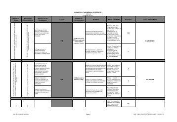 OFB 2013 PLAN DE ACCION.pdf - Orquesta Filarmónica de Bogotá