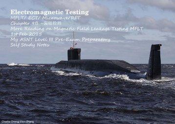 Electromagnetic testing emt-mft chapter 9b