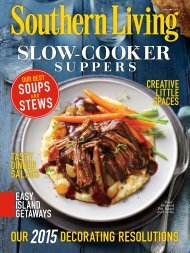 Southern Living - January 2015