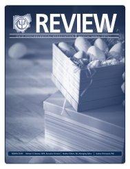 The OP Review March/April 2011 - Ohio Psychological Association