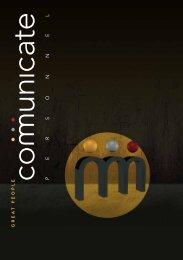 Communicate Personnel | Company Profile