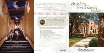 Building on an - Colorado Law