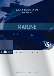 Commercial Industrial Housing Marine - Blucher