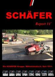 SCHÄFER Report 2014