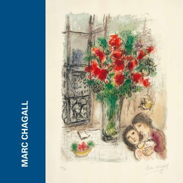 MARC CHAGALL - Galerie Boisseree