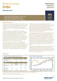 India - Mirae Asset Global Investments