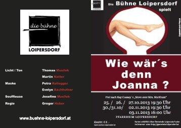 Flyer zum Ausdrucken - Gemeinde Loipersdorf