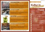 Kultur in - Gemeinde Loipersdorf