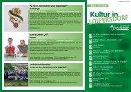 Folder Kultur in Loipersdorf März bis Juni 2012 - Gemeinde ...