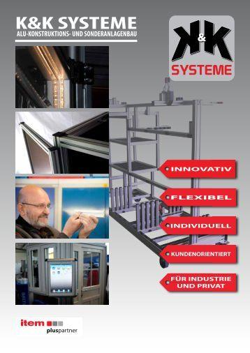 K&K SYSTEME K&K SYSTEME - K & K-Systeme