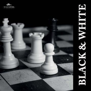 MESSENEUHEIT BLACK & WHITE