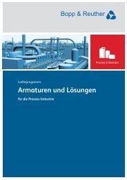 03 Prozess- und Dampfsicherheits- ventile nach ASME VIII