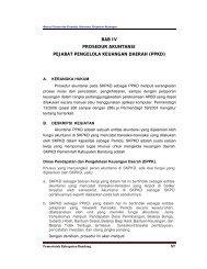 bab iv prosedur akuntansi pejabat pengelola keuangan daerah (ppkd)