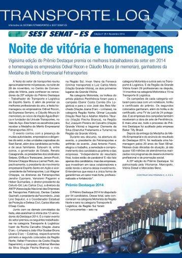 Jornal Transporte.LOG 29