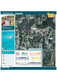 lauf- und nordic walking karte - Tourismusverband Loipersdorf
