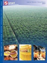 Laporan Tahunan / Annual Report 2 0 0 7 L ... - PT SMART Tbk