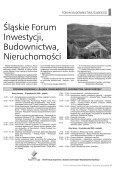FORUM BUDOWNICTWA ŚLĄSKIEGO wydanie specjalne 2009 - śląska izba ... - Page 5