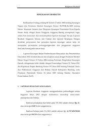 Ringkasan Eksekutif - Pemerintah Kabupaten Bandung