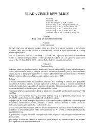 Statut Rady (schválený usnesením ze dne 3. července ... - Vláda ČR