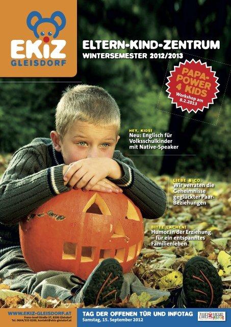 Programmheft Herbst/Winter 2012/2013 - Ekiz Gleisdorf