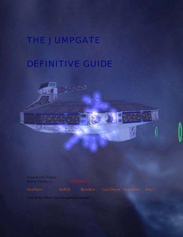 THE JUMPGATE DEFINITIVE GUIDE - Tripod