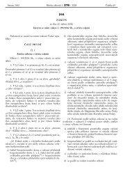 Zákon č. 216/2008 Sb., kterým se mění zákon č. 159/2006 Sb., o ...
