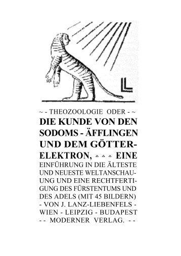Картинки по запросу Theozoologie