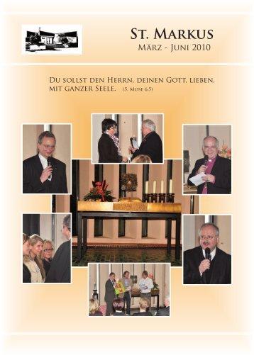 emeindebrief März - Juni 2010 - stmarkus-salzgitter.de