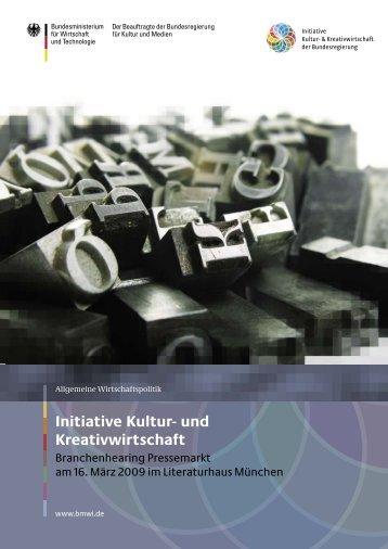 PDF: 6,2 MB - Initiative Kultur- und Kreativwirtschaft