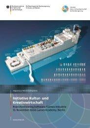 PDF: 3,7 MB - Initiative Kultur- und Kreativwirtschaft