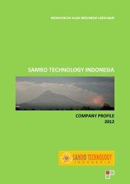 Company Profile SAMRO by Elwin - Fortuga.com