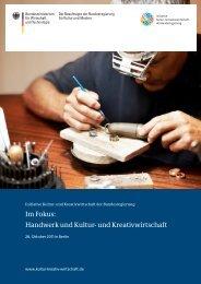 PDF: 4,3 MB - Initiative Kultur- und Kreativwirtschaft