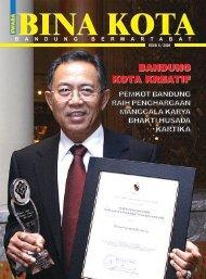 Swara Bina Kota - Edisi 05/2008 - Pemerintah Kota Bandung