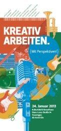 PDF: 1,4 MB - Initiative Kultur- und Kreativwirtschaft