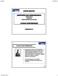 presentasi alk-9 ed 2010