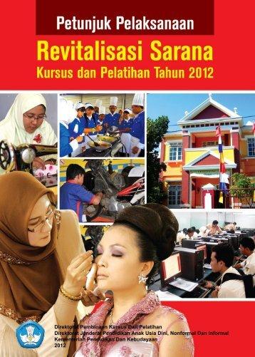 Petunjuk Teknis Revitalisasi LKP Tahun 2012
