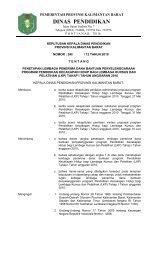 Daftar Lembaga Penerima Blockgrant PKH-LKP Satker Disdik ...