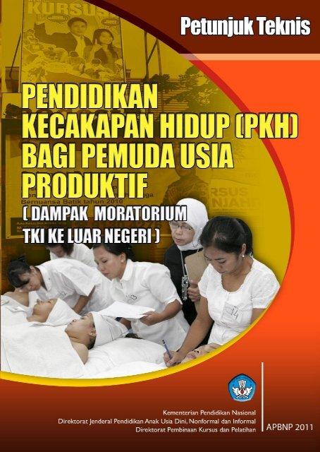 Bagi Pemuda Usia Produktif (Dampak Moratorium TKI ke Luar Negeri