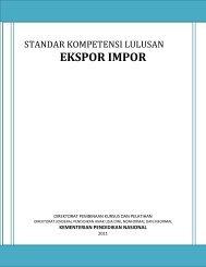 SKL Ekspor Impor