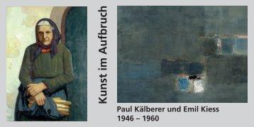 Einladungskarte Kälberer.indd - Paul Kälberer