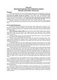 Publikasi Koran RKPD 2012 tgl 5 April 2011 jam 10.00 - Pemerintah ...