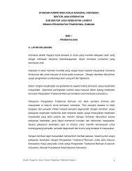 1 standar kompetensi kerja nasional indonesia sektor jasa