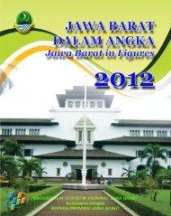 Jabar dalam angka 2012.pdf - Pemerintah Provinsi Jawa Barat