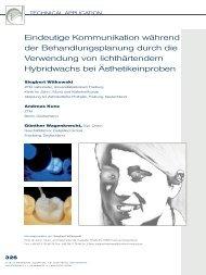 Eindeutige Kommunikation bei ... - DeltaMed GmbH