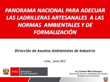 Diapositiva 1 - Red Ladrilleras