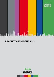 PRODUCT CATALOGUE 2013 - Delta Term